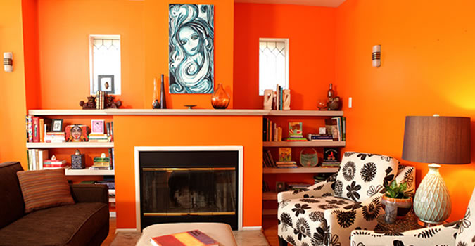 Interior Painting Services in San Francisco